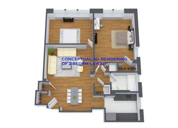 Thumbnail 2 bed property for sale in 225 East 46th Street, New York, New York State, United States Of America