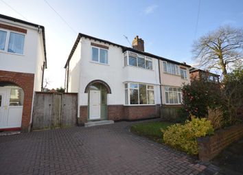 3 bed semi-detached house for sale in Lynton Drive, Bebington, Wirral CH63