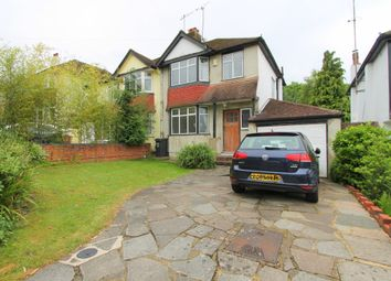 Thumbnail 3 bed semi-detached house for sale in Meadway, Coulsdon