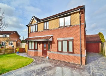 Thumbnail 3 bedroom detached house for sale in Bradford Road, Eccles, Manchester