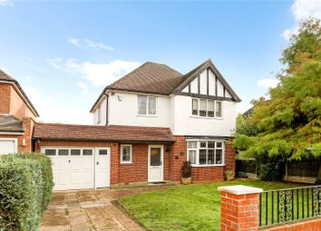 Thumbnail 3 bed detached house for sale in Lindsay Drive, Shepperton, Surrey