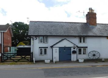 Thumbnail 2 bed cottage for sale in Lake Road, Hamworthy, Poole