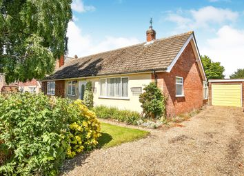 Thumbnail 2 bed detached bungalow for sale in Prince Andrews Road, Hellesdon, Norwich