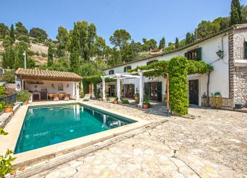 Thumbnail 4 bed finca for sale in Galilea, Puigpunyent, Majorca, Balearic Islands, Spain