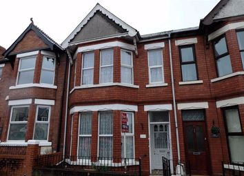 Thumbnail 3 bed terraced house for sale in Gladstone Road, Barry, Vale Of Glamorgan