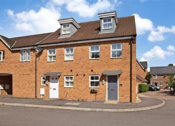 Thumbnail 3 bed semi-detached house for sale in Searchlight Heights, Chattenden, Rochester, Kent