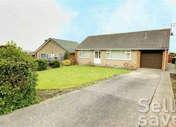 Thumbnail 2 bed detached bungalow for sale in Wood Close, Chesterfield, Derbyshire