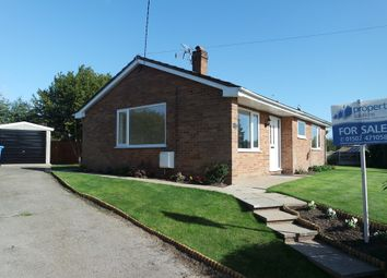Thumbnail 2 bed detached bungalow for sale in Kemps Lane, Beccles