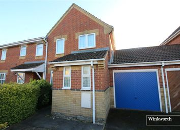 Thumbnail 3 bed end terrace house to rent in Rutherford Close, Borehamwood, Hertfordshire