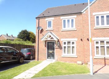 Thumbnail 3 bed semi-detached house for sale in Raines Court, Middlesbrough