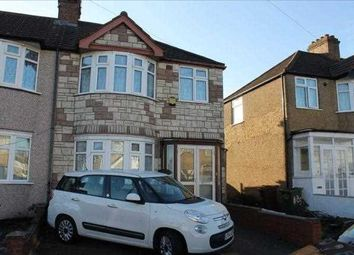 Thumbnail 3 bed terraced house to rent in Carmelite Road, Harrow