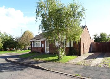 Thumbnail 2 bed detached bungalow for sale in Polden Close, Shepshed, Leicestershire