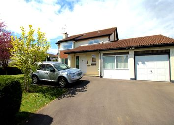 Thumbnail 4 bed detached house for sale in Huxley Close, Locks Heath, Southampton