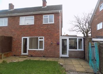 Thumbnail 3 bed semi-detached house to rent in Acton Court, Burton Road, Streethay, Lichfield
