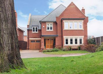 Thumbnail 5 bed detached house for sale in Wilshere Park, Welwyn, Herts