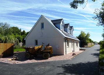 Thumbnail 3 bed detached bungalow for sale in Ellwood, Ludchurch, Narberth, Pembrokeshire