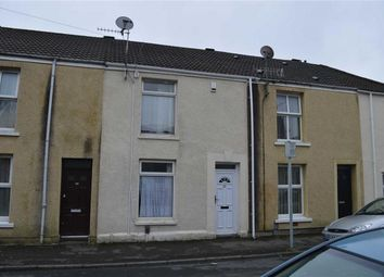 Thumbnail 2 bedroom terraced house for sale in Madoc Street, Swansea