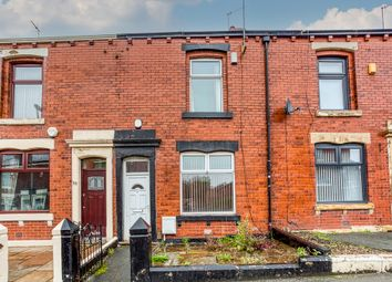 Thumbnail 2 bed terraced house for sale in Investment Property, New Wellington Street, Mill Hill, Blackburn