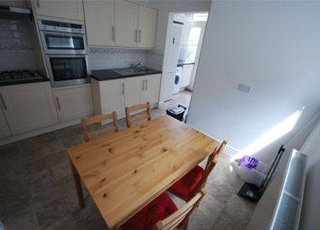 Thumbnail 3 bed flat to rent in Hailsham Avenue, London