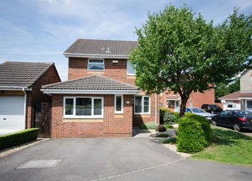 Thumbnail 3 bed detached house for sale in Bampton Croft, Emersons Green