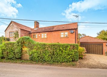 Thumbnail 4 bedroom cottage for sale in The Heath, Hevingham, Norwich