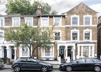 Thumbnail 3 bed flat to rent in Reighton Road, Clapton, London