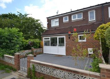 Thumbnail 3 bedroom end terrace house for sale in Harkness, Rosedale, Cheshunt