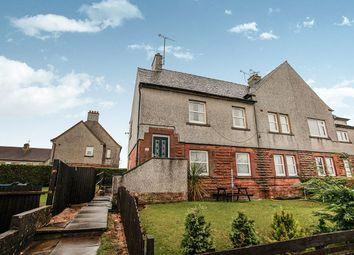 Thumbnail 3 bed flat for sale in Criffel Road, Dumfries