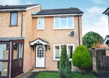 Thumbnail 2 bed semi-detached house to rent in Llys Close, Oswestry