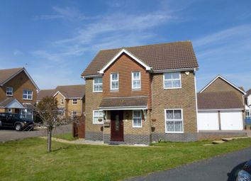 Thumbnail 4 bed detached house to rent in Mendip Avenue, Eastbourne