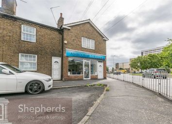 Thumbnail 1 bed flat to rent in Amwell Street, Hoddesdon, Herts