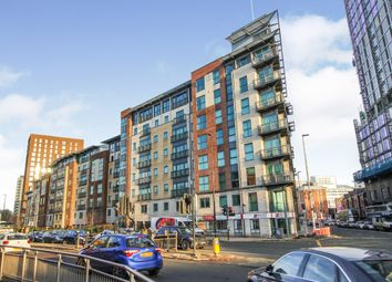 Thumbnail 1 bed flat to rent in City Point, Chapel Street, Salford