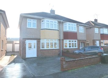 Thumbnail 3 bedroom semi-detached house for sale in Hamilton Avenue, Hoddesdon