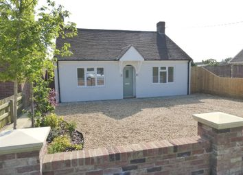 Thumbnail 4 bed bungalow for sale in Gorefield Road, Leverington, Wisbech