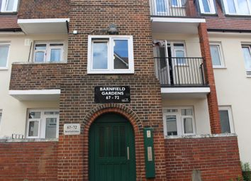 Thumbnail 2 bedroom flat for sale in Barnfield Gardens, Plumstead Common Road, London
