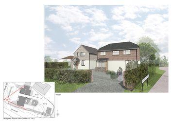 Thumbnail Land for sale in Double Building Plot, Newton Ferrers, South Devon