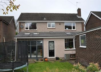 Thumbnail 4 bed detached house for sale in East Woodlands, Hexham