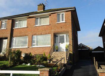 Thumbnail 3 bedroom semi-detached house for sale in Wanstead Park, Dundonald, Belfast