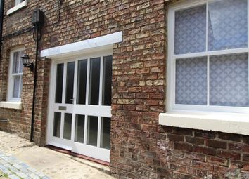 Thumbnail 2 bed terraced house to rent in Johnsons Yard, Market Place, Thirsk