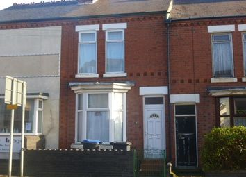 Thumbnail 1 bed flat to rent in Derby Road, Hinckley