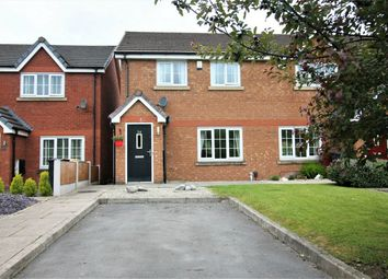 Thumbnail 3 bed end terrace house for sale in Ladymeadow Close, Bolton, Lancashire