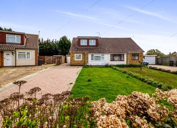 Thumbnail 3 bed bungalow for sale in Thirlmere Crescent, Sompting, Lancing
