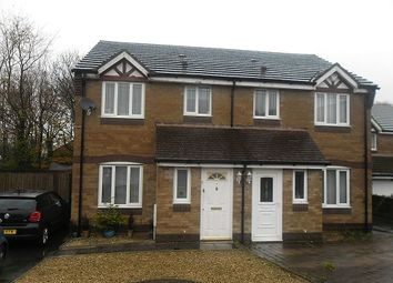 Thumbnail 3 bedroom semi-detached house to rent in Elm Crescent, Parc Penllergaer
