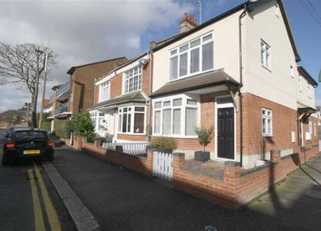 Thumbnail 4 bed end terrace house for sale in Westleigh Avenue, Leigh-On-Sea, Essex