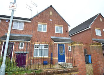 Thumbnail 3 bedroom property to rent in Croasdale Avenue, Fallowfield, Manchester