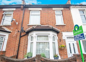 Thumbnail 3 bed terraced house for sale in Jephson Road, London