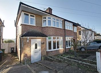 Thumbnail 3 bed semi-detached house for sale in Meadow Road, Berkhamsted