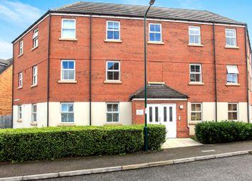 Thumbnail 2 bed flat for sale in Deer Valley Road, Sugar Way, Peterborough