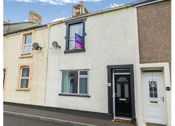 3 bed terraced house for sale in Dalzell Street, Moor Row CA24