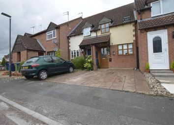 Thumbnail 2 bed terraced house for sale in Northway, Tewkesbury, Gloucestershire